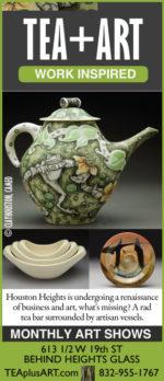 Tea + Art