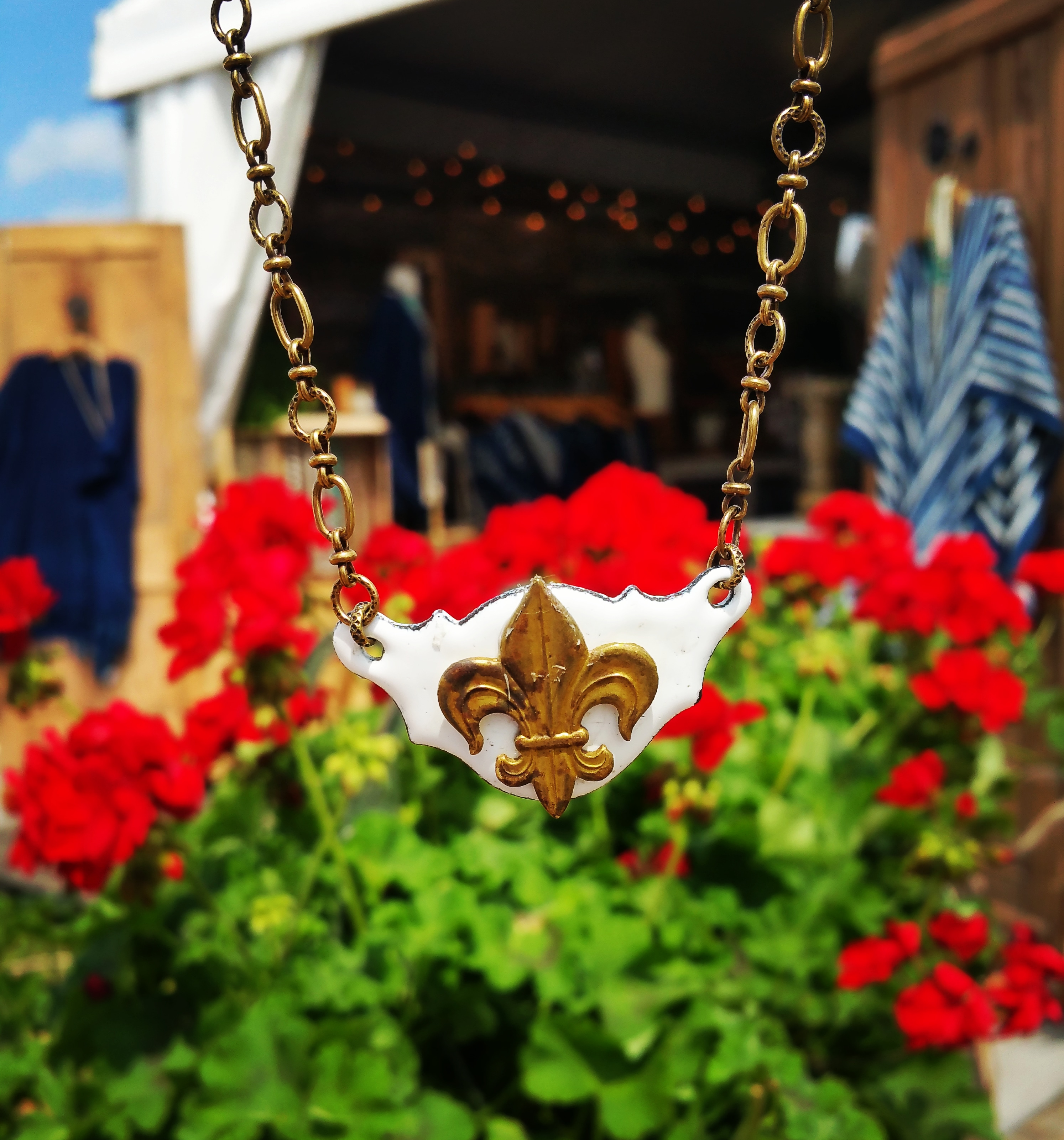 Round Top French Jewelry