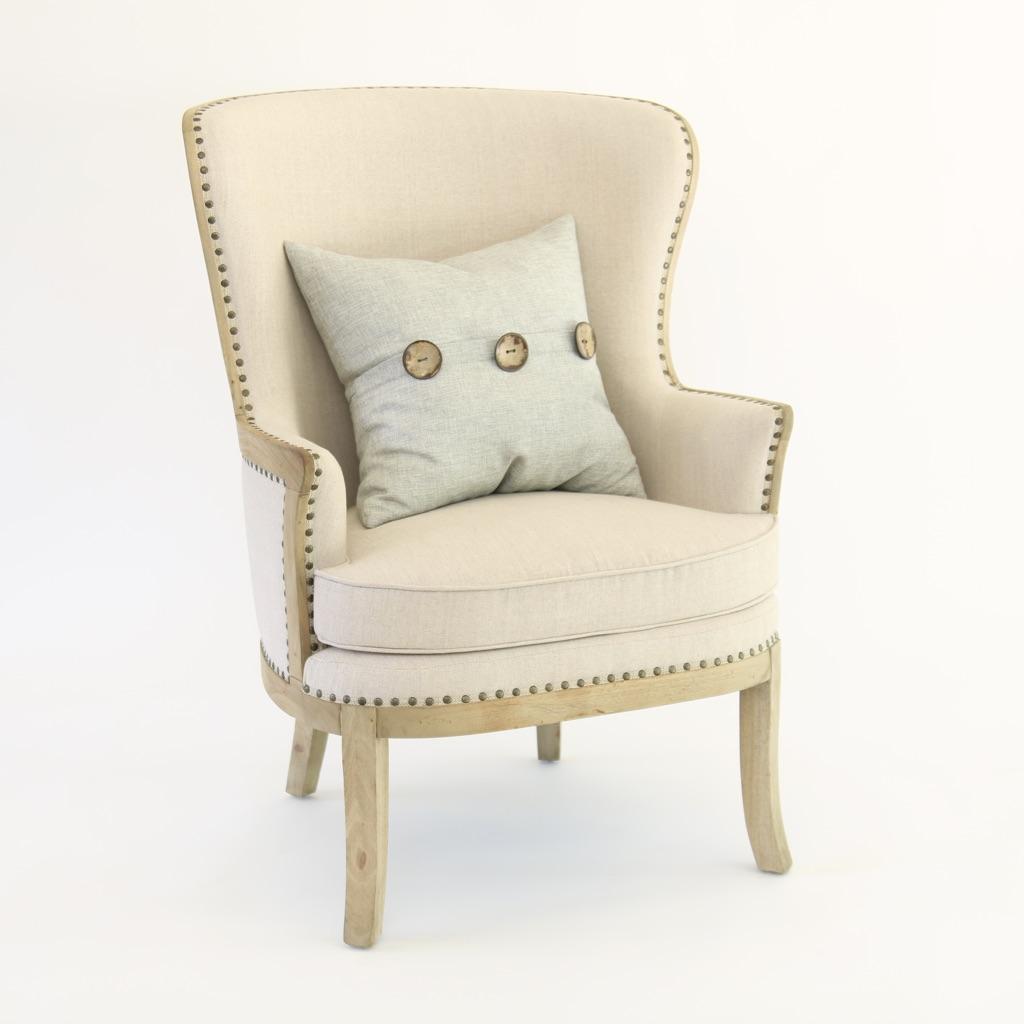 Wingback Linen Chair.jpg