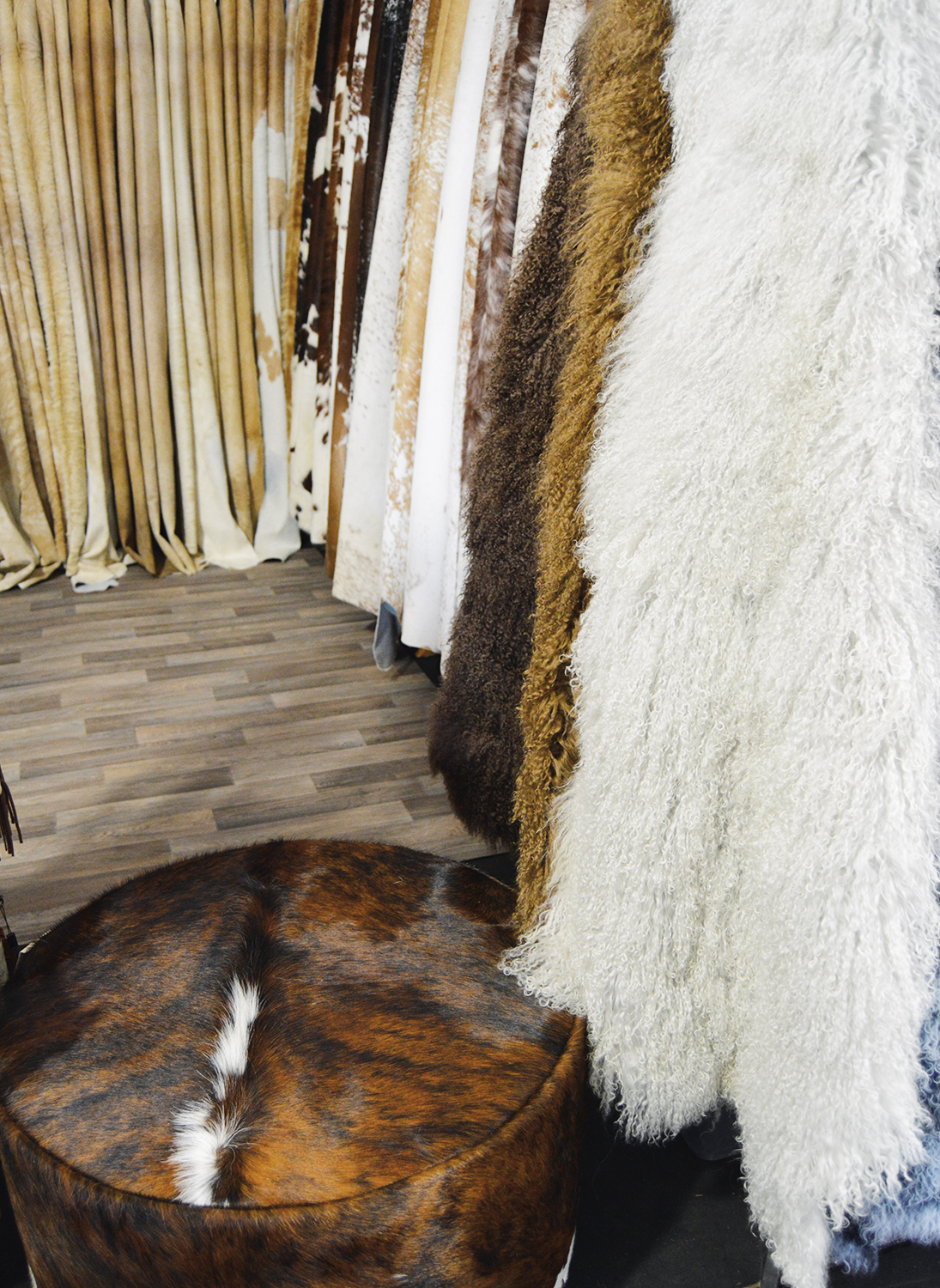 Cowhides Galore